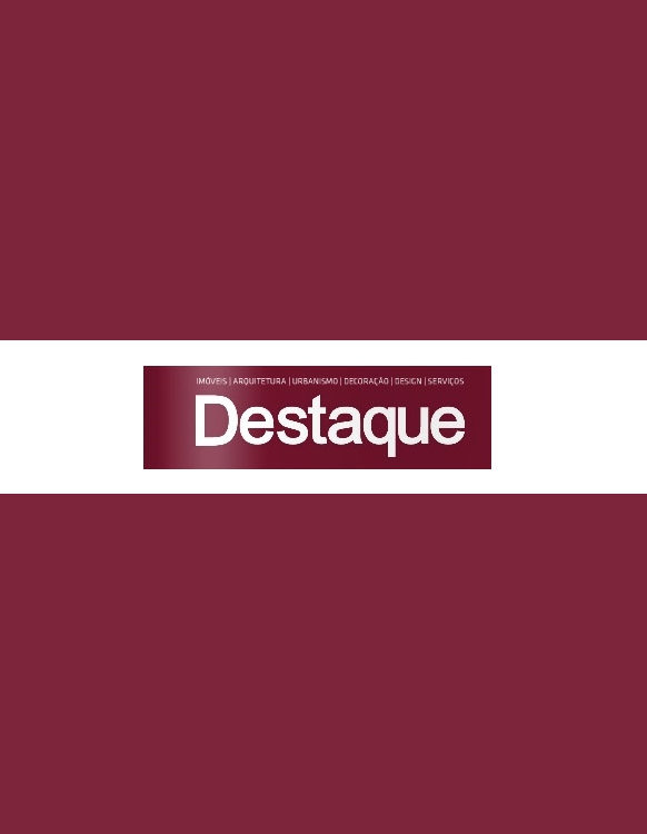 Revista Destaque Imobiliario -  Outubro 2015